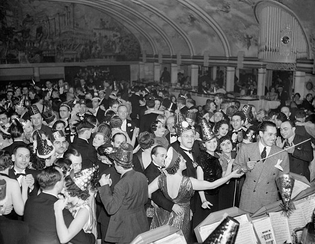 Calloway Cotton Club NYE 1937