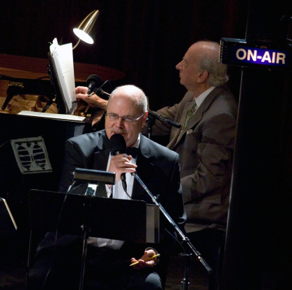 Dick Hyman and David Holt