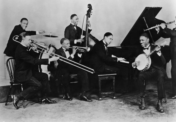 Jelly Roll Morton's band