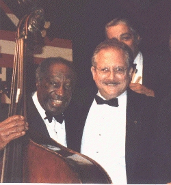 Milt Hinton, Don Mopsick and Eddie Torres