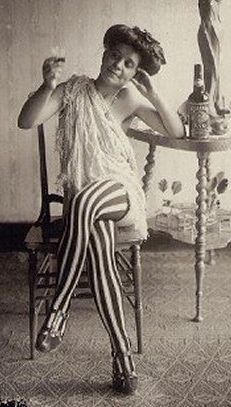 storyville prostitute 1920s