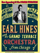 Earl Hines poster