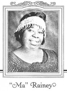 Ma Rainey Portrait
