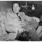 Johnny Mercer relaxing at home. Photo courtesy johnnymercer.com