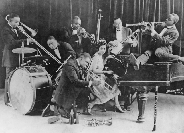 Louis Armstrong & His Hot Seven Louis Armstrong And His Hot Seven Twelfth Street Rag