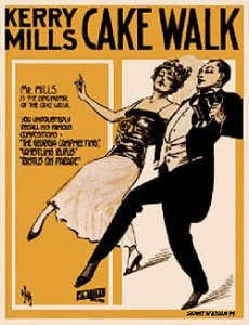 """Cake Walk"" Sheet Music. Image courtesy dogpossum.org How did music in America get hot, when it started out sounding so straight?   What was shaking t..."