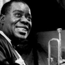 """essay on louis armstrong Ryan au duong angulo ela honors 24, april 2012 life of the king of jazz """"my whole musical success goes back to the time i was arrested""""(old 28) louis."""