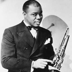 louis armstrong essays