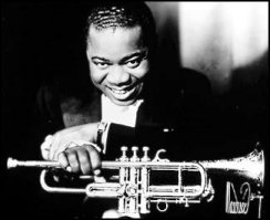 the life and contributions of louis armstrong One of the most famous musicians of the harlem renaissance was louis armstrong having come from a poor family in new orleans, armstrong began to perform with bands in small clubs, and play at funerals and parades around town in new orleans.
